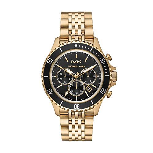 Lista de Reloj Mk Dorado al mejor precio. 10