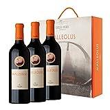 Vino Tinto Malleolus - D.O. Ribera del Duero - Estuche Regalo 3 botellas x 75cl