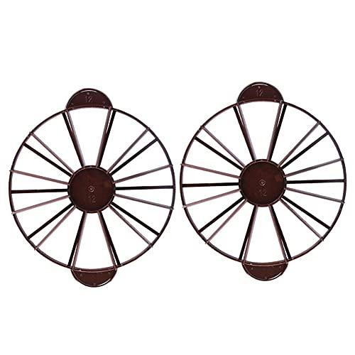 Doppelseitiger Tortenmarker, Tortenteiler, Käsekuchenschneider, funktioniert für Kuchen bis 30,5 cm Durchmesser (B)