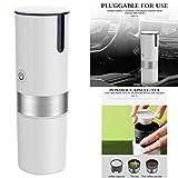 Tragbare automatische Kaffeemaschine, K-CUP-Kapsel-Kaffeemaschine, USB-Aufladung, amerikanische...