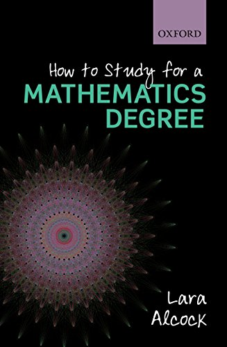 How to Study as a Mathematics Degree