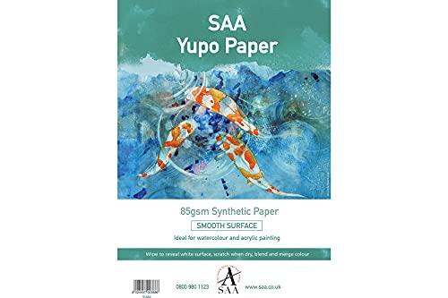 SAA Yupo Painting Paper sheets A4