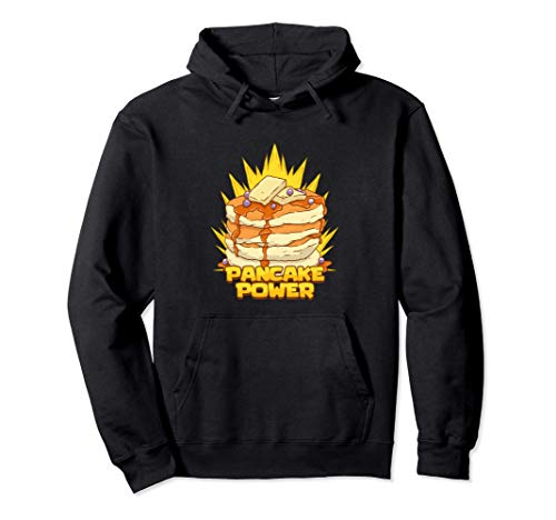 Pancake Shirt Pancake Power Pre Workout And Weight Lifting Pullover Hoodie
