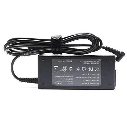 65W AC Charger for HP Elitebook 850-G3 840-G3 820-G3 725-G3 745-G3 725-G3 755-G3 840-G4 840-G5 820-G4 850-G4 640-G2 450-G7 455-G7 15-F009WM 15-F023WM 710412-001 709985-002