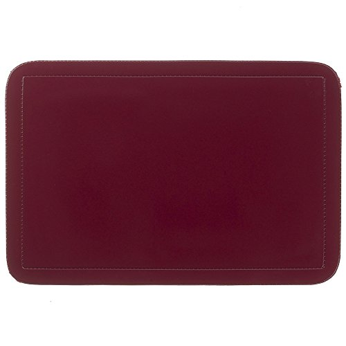 Kela 15014 Uni Set de table PVC Rouge Ancien 43,5 x 28,5 x 1 cm