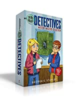 Third-Grade Detectives Mystery Masters Collection: The Clue of the Left-Handed Envelope; The Puzzle of the Pretty Pink Handkerchief; The Mystery of the Hairy Tomatoes; The Cobweb Confession; The Riddle of the Stolen Sand; The Secret of the Green Skin; The Case of the Dirty Clue; etc.