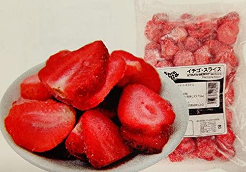 アスク ストロベリー スライス 500g×20P 業務用 トロピカルマリア イチゴ いちご