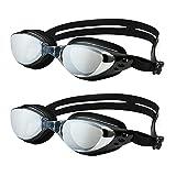 Froiny Myopia Natación Gafas Impermeable Anti-Niebla Prescripción...