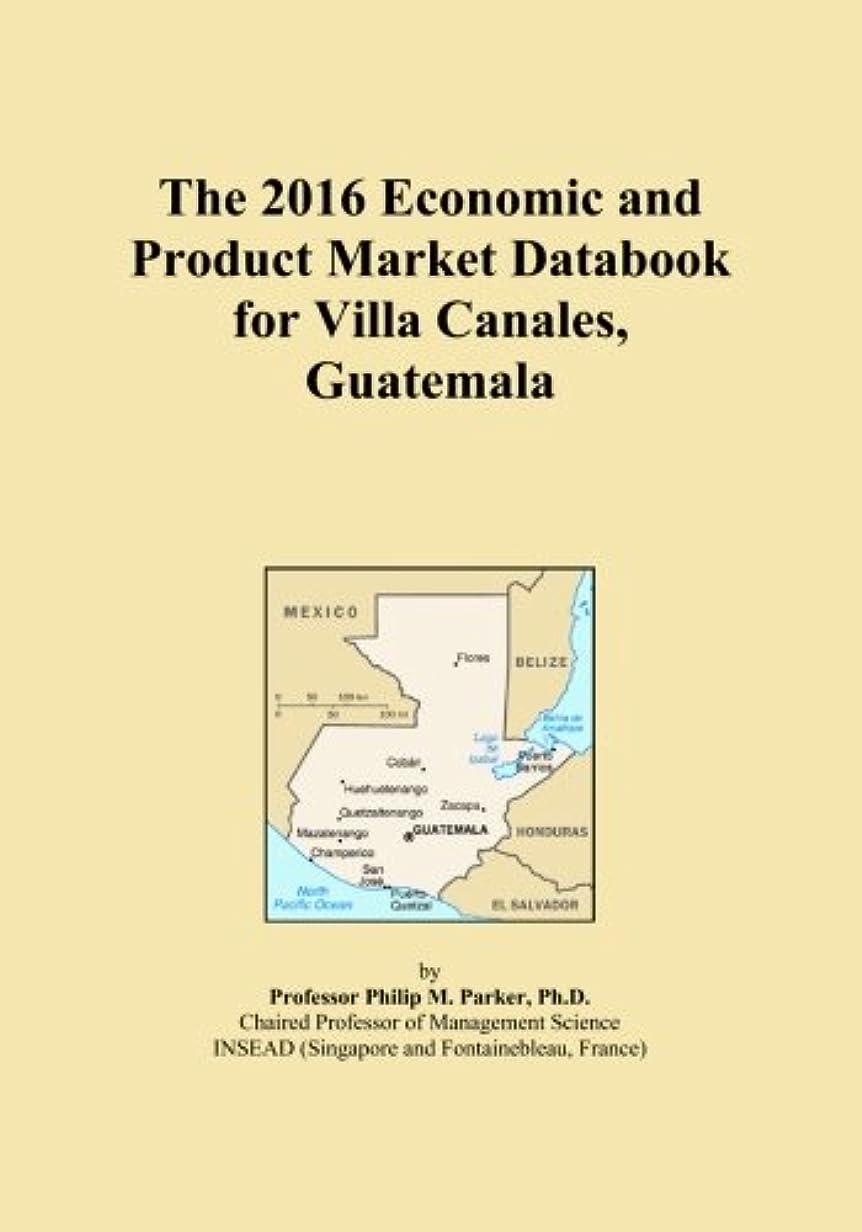 イベント助言する疲労The 2016 Economic and Product Market Databook for Villa Canales, Guatemala