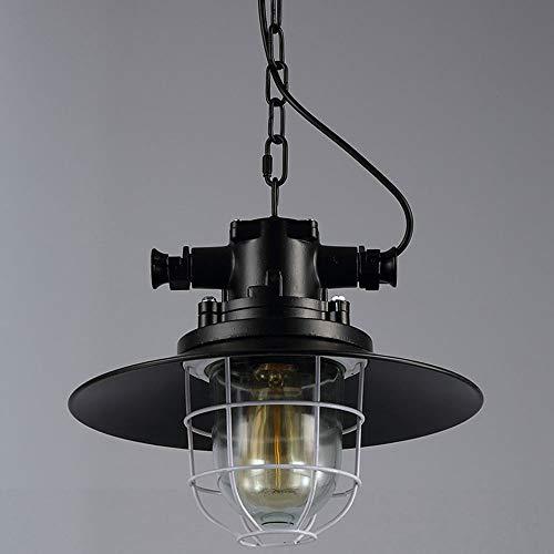 ZpzzySuspensión de la Industria Ligera Pendiente de la luz para Isla de Cocina Pendientes de la lámpara Mini Jaula de lámparas Colgantes para el Comedor y la Sala de Estar de la lámpara
