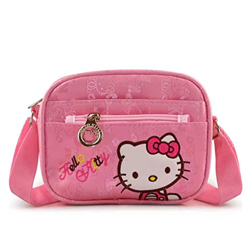 Hello Kitty Brotdose  circa 13 x 17 x 6 cm Rosa