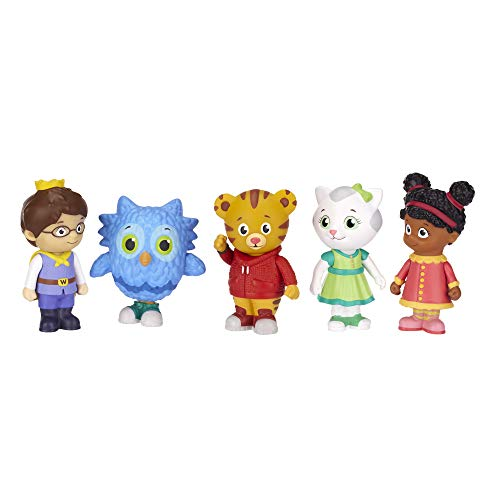 Daniel Tiger\'s Neighborhood Friends Figures Set by Tolly Tots - Domestic