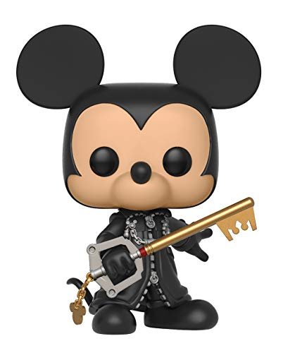 FunKo Kingdom Hearts - Mickey Organization 13 Unhooded Pop! Vinile