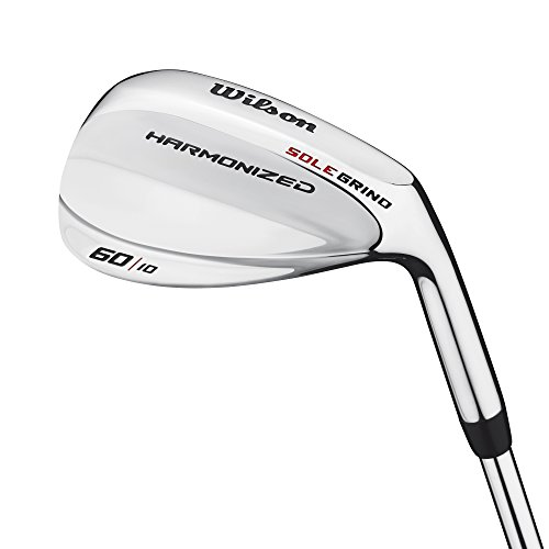 Wilson Sporting Goods Harmonized Golf Lob Wedge, Right Hand, Steel, Wedge, 60-degrees