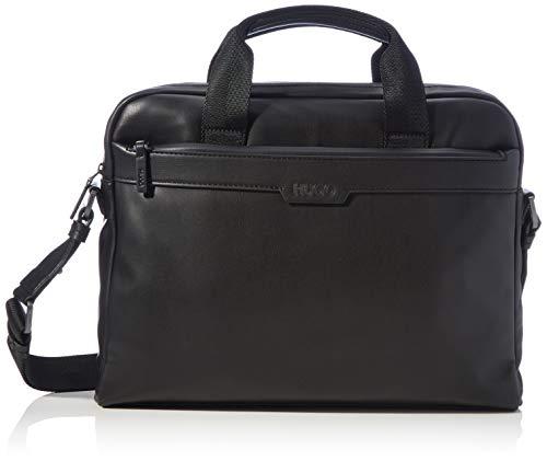 HUGO Herren Luxown P_S doc case Business Tasche, Black1, Normal