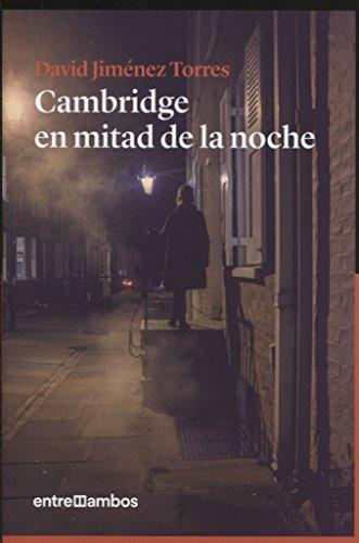 Cambridge en mitad de la noche: 8 (Narrativa)
