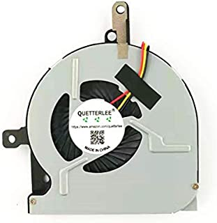 QUETTERLEE Replacement New for Toshiba Satellite C50-B C50D-B C50DT-B C50T-B C55-B C55D-B C55T-B C55-B5100 C55-B5200 C55-B5300 Series Cooling Fan DC28000EPR0 FN0570-A1033L3AL MF60070V1-C330-G99 Fan