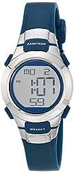 top 10 carabiner watch digital Armitron Sport Ladies 45/70 12NVSV Digital Watch Matte with Dark Blue Strap