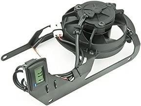 Trail Tech 732-FN8 TTV Temperature Switching Digital Radiator Fan Kit
