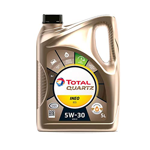 Olio motore per auto TOTAL QUARTZ INEO ECS 5W30 5l