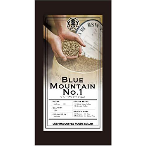 【直送品】U.COFFEE ブルーマウンテン No.1(豆)100g【UCCグループの業務用食材 個人購入可】【プロ仕様】