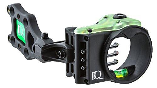IQ Ultralite 3 Pin Bow Sight, Left Hand