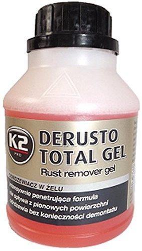 K2 Rost Entferner Gel, Rostlöser, Rostentferner, Rostschutz, Rostumwandler, 250ml