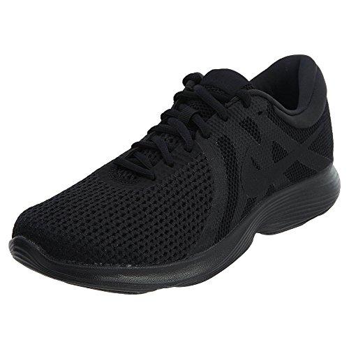 Nike WMNS Revolution 4, Chaussures de Running Compétition Femme, Noir Black 002, 42 EU