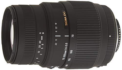 Sigma 70-300mm F4,0-5,6 DG Makro (Motor) Objektiv (58mm Filtergewinde) für Nikon