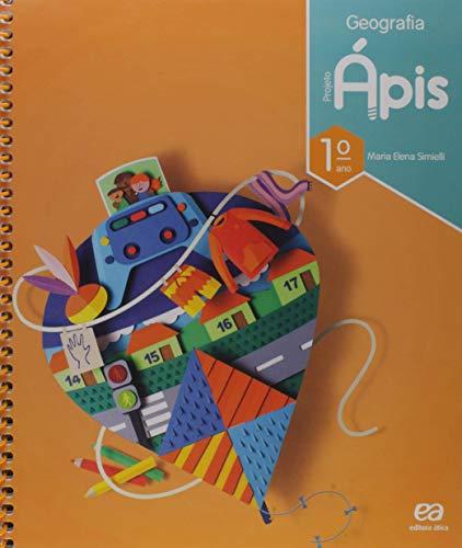 Projeto Ápis - Geografia - 1º Ano
