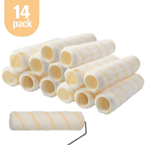 Paint Roller Covers, 9