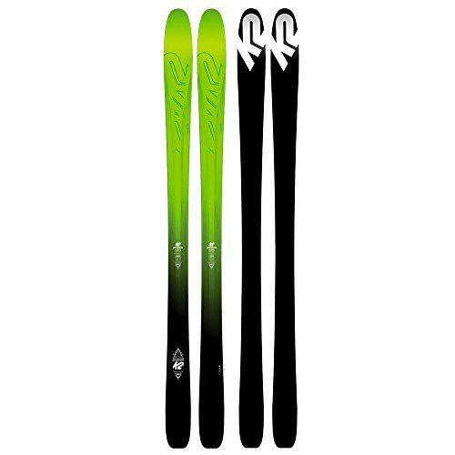 K2 Pinnacle 95 2016 All-Mountain Skis 184CM, Skis Only by