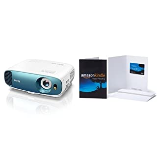 BenQ TK800 4K UHD HDR Home Theater Projector, 8.3 Million Pixels, 3000 Lumens, 3D, Keystone, HDMI & $100 Amazon.com Gift Card (B07F2RX1DB) | Amazon price tracker / tracking, Amazon price history charts, Amazon price watches, Amazon price drop alerts