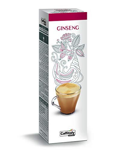50 Capsule Ginseng Caffitaly System