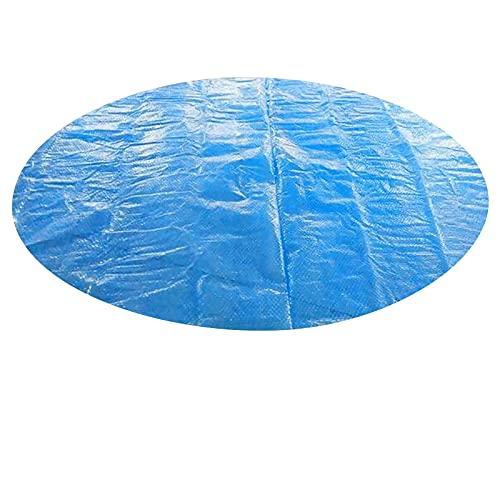 Shineshae Pool-Grundtuch Bodenmatte Bodenplane Rechteckige Schwimmbecken Matte Faltbarer Polyester Teppichboden Bodenfolien für Verschiedene Pools