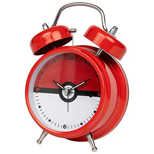 Pokemon Bedside & Desktop Analog Display Alarm Clock