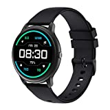 YAMAY Smart Watch Men Women Kids Smartwatch for Huawei Samsung Xiaomi iPhone Android Telephone Smart Watch Vibrating Touch Sport Pedometer Fitness Tracker Cardio Waterproof Stopwatch