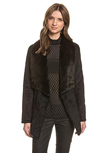 Pepe Jeans Laurie Ladies Jacket Black, Dimensione:L