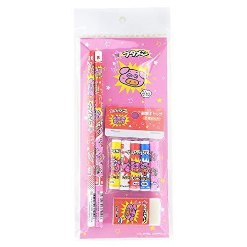 サカモト(Sakamoto) おやつマーケット文具セット ブタメン 49910600