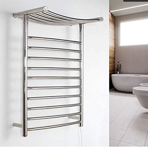 Calentador de toallas, Calentador de toallas eléctrico, Calentador de toallas montado en...