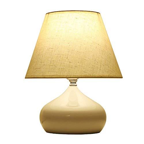Lámpara de Mesa de Iluminación Decorativa Interior Pequeña lámpara de mesa de noche for el muchacho de los hombres Habitación Sala Mesilla de noche, de noche LED de luz, lámpara de lectura regulable f