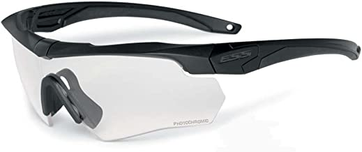 ESS Sunglasses Crossbow Surpressor ONE Black with Clear Lens EE9007-04