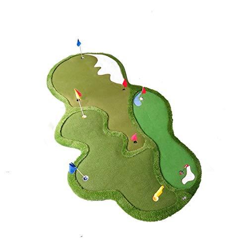 MIlgroyer Green Interni ed Esterni, Pratica di Messa, Golf dell'ufficio per Il Tempo Libero nel Cortile, Esposizione di Eventi di Auto Show, 300 * 600CM