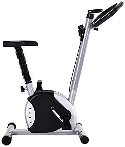 Wghz Bicicleta estática Bicicletas de Ejercicio Bicicleta de Spinning para Interiores Bicicleta de Ejercicio para Interiores Bicicleta estática, Bicicleta Vertical, Vertical magnética compacta co