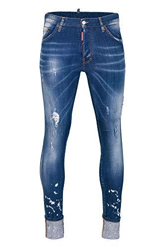 DSquared Cool Guy Jean, Farbe:blau, Größe:50