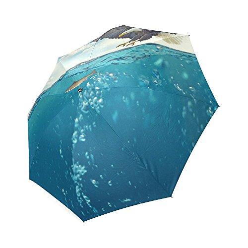 oksty 8-Rib paraplu vervanging luifel Eagle paraplu op maat opvouwbare zon regen paraplu