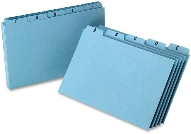 Esselte Pendaflex Pendaflex Pendaflex Gesellschaft ESSP5825 Self-Tab-Karte Guides Pressspan-AZ-25 PT-8in.x5in - werden. B000H0VBMO   Moderater Preis  3b8ecb