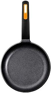 Braisogona A431226 Efficient Plus-Sartén de aluminio fundido (26 cm), negro