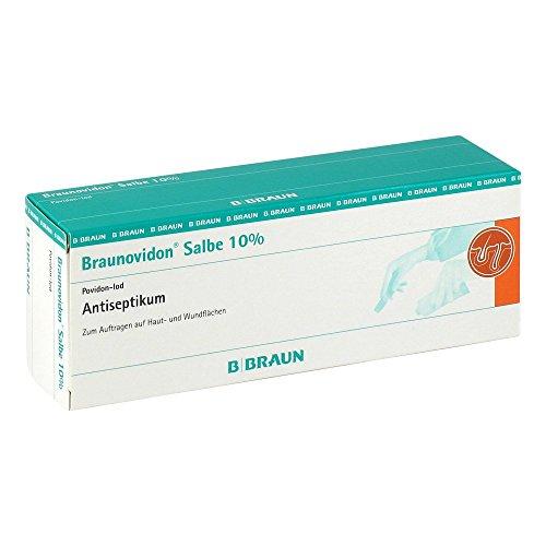BRAUNOVIDON Salbe 250 g