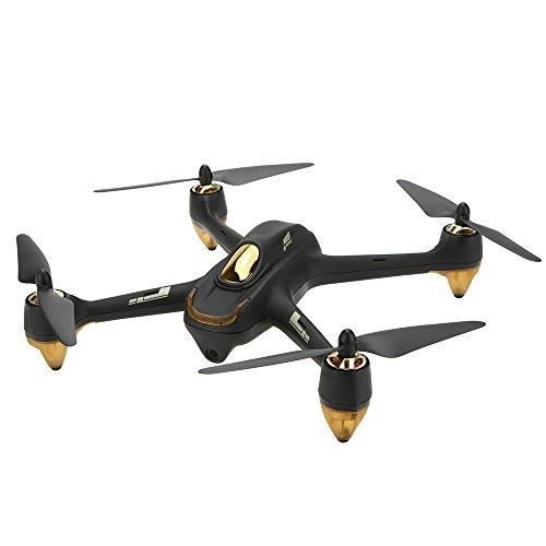 Quadcopter Drone Hubsan H501Ss X4 5.8G FPV Sin Escobillas con Cámara de 1080P HD GPS RC Quadcopter RTF